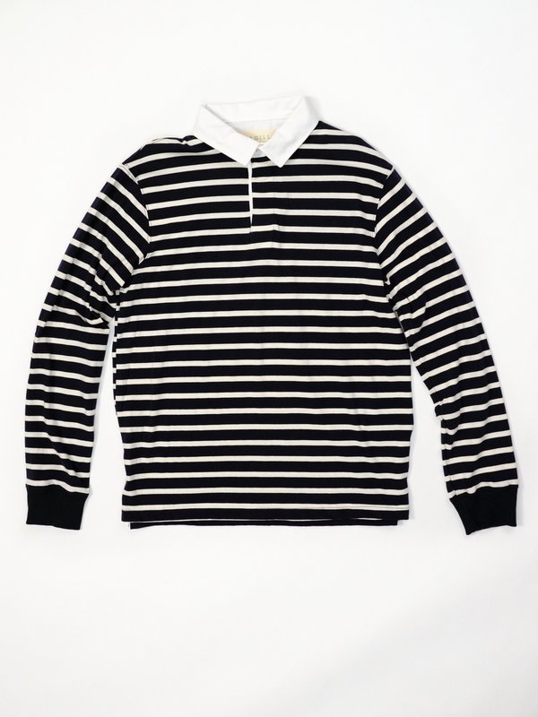 KEATON - STRIPED RUGBY