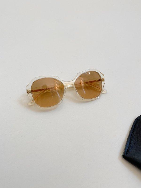 Eva Masaki Sunglasses 001 eyewear - Sunflower