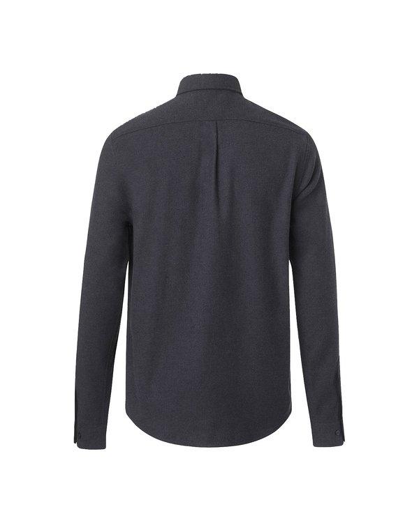 Samsøe & Samsøe Liam BX 10504 Shirt - Deep Depths