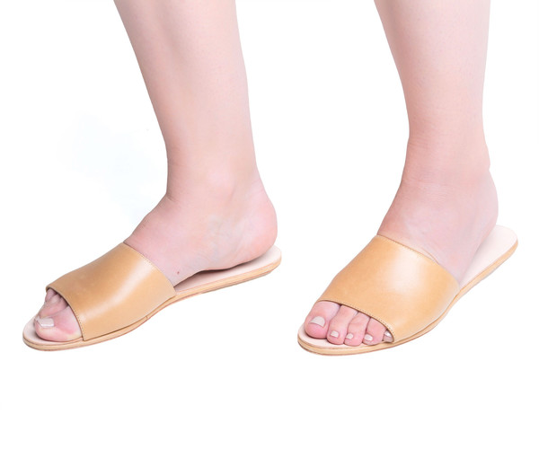 the palatines shoes caelum slide sandal
