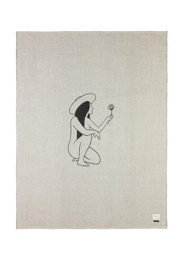 Blacksaw Reversible Yoko Throw