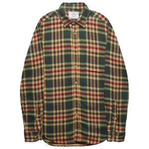 PORTUGUESE FLANNEL Melgaço Check Shirt - multi