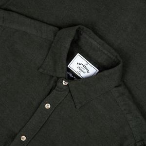 PORTUGUESE FLANNEL Teca Shirt - Green