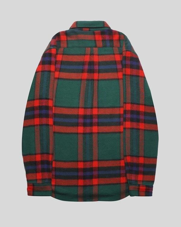 PORTUGUESE FLANNEL Winter Blanket Check Shirt - multi