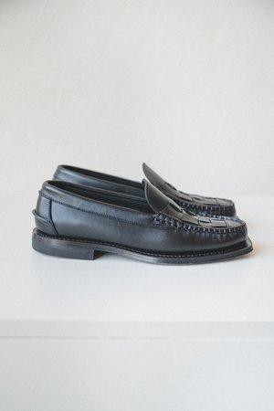 Hereu NOMBELLA loafer - BLACK