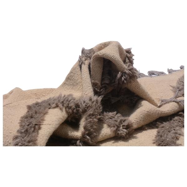FYBERNOTS Berber Akaroa Kilim Rug