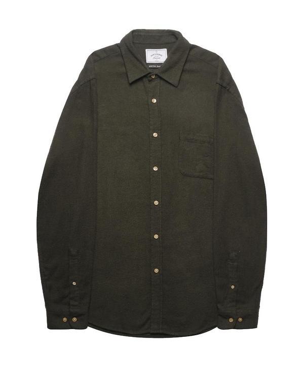 Portuguese Flannel TECA TOP - GREEN