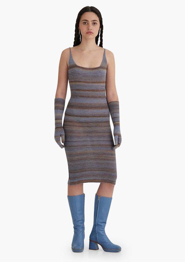Paloma Wool Onawa GLOVES - Blue