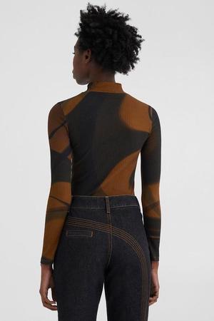 Paloma Wool Mila Long Sleeved T-Shirt - Dark Brown