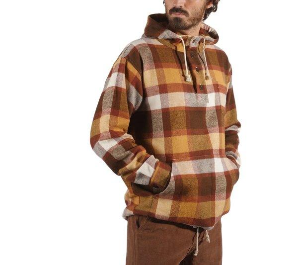 Portuguese Flannel Hoody Flannel Shirt