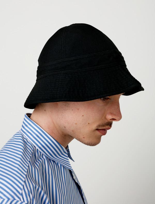 Comme des Garçons Shirt Bucket Hat Black  d2c65632f38