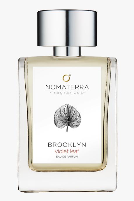 Nomaterra Brooklyn Violet Leaf