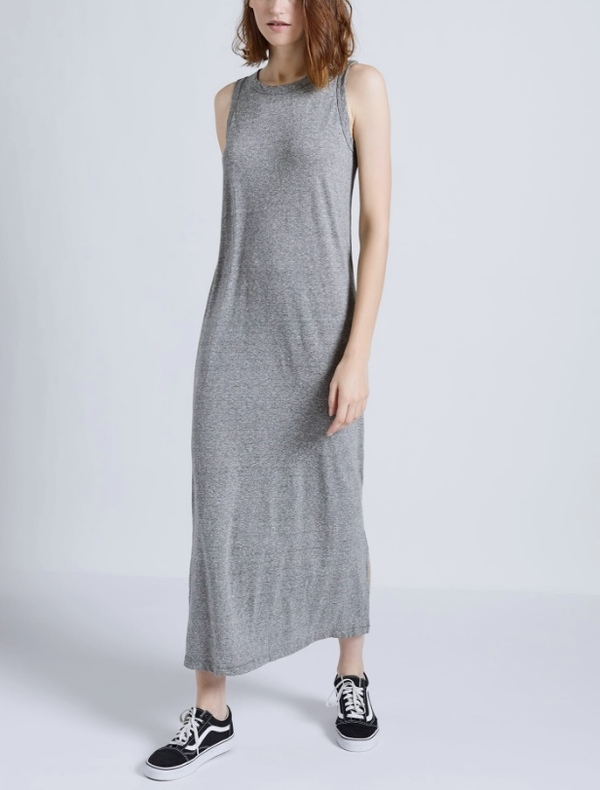 35dcbe1a53106 Current Elliott Perfect Muscle Tee Dress   Garmentory