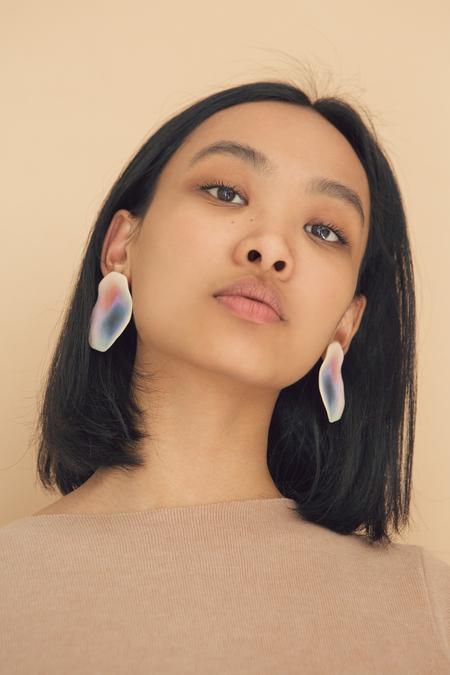 Julie Thevenot Puddle Earrings - Multicolor