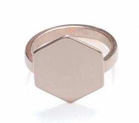 The Boyscouts : Hexagon Memento Ring