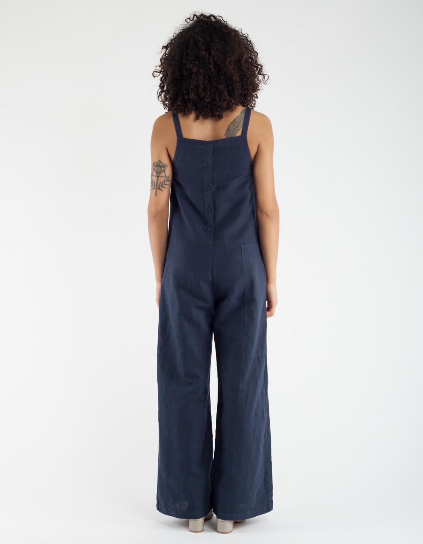Lacausa lacuasa patch jumpsuit velvet garmentory