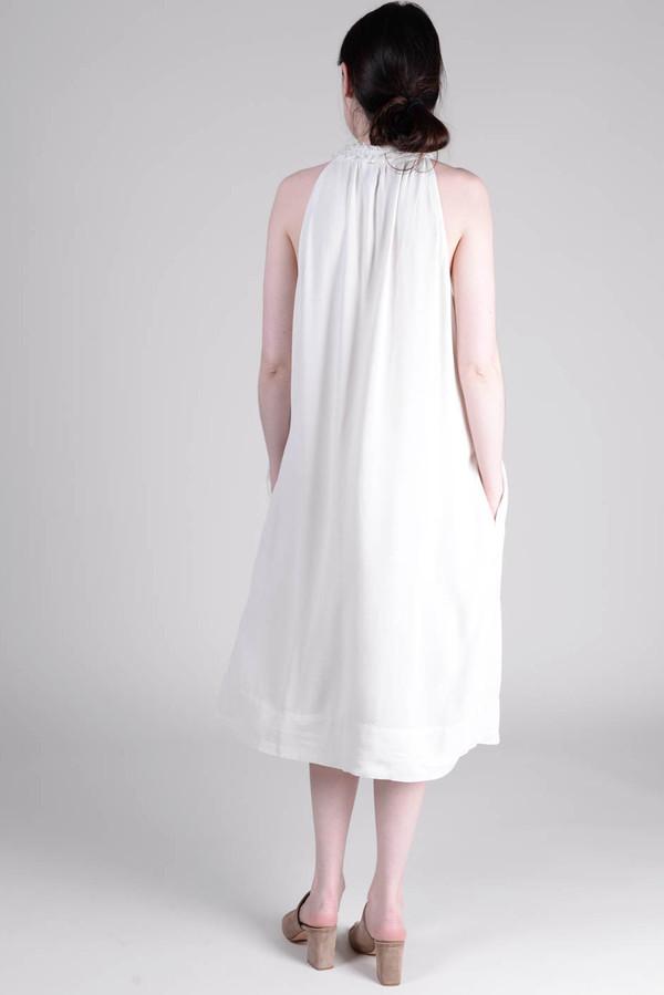 Raquel Allegra Halter Dress