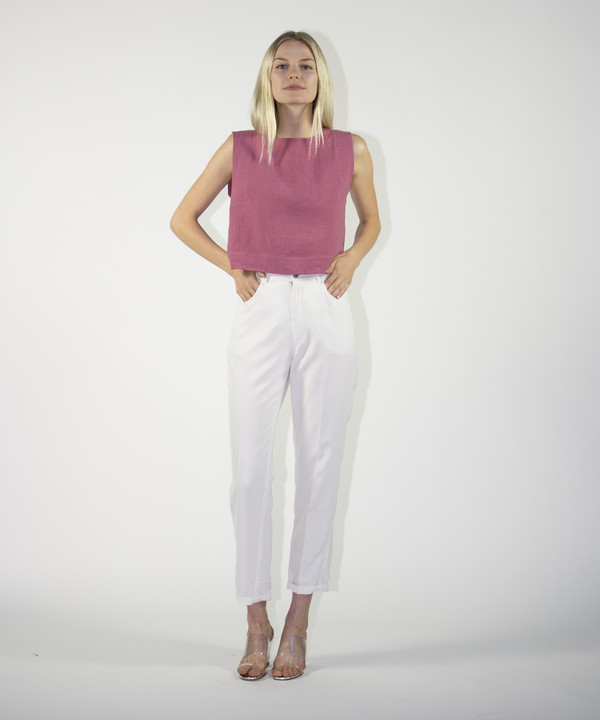 Ilana Kohn Rose Kate Crop