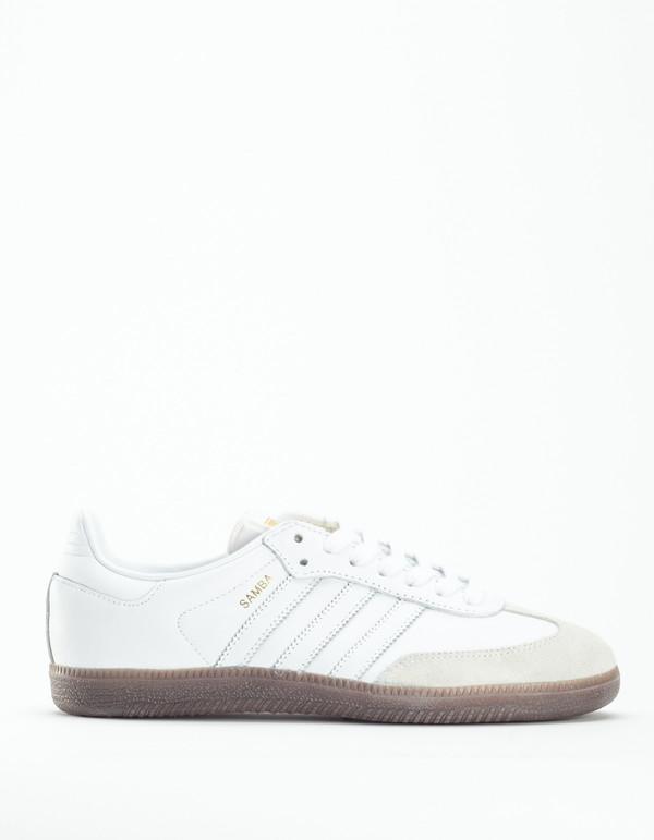 adidas samba og weißen gummi garmentory