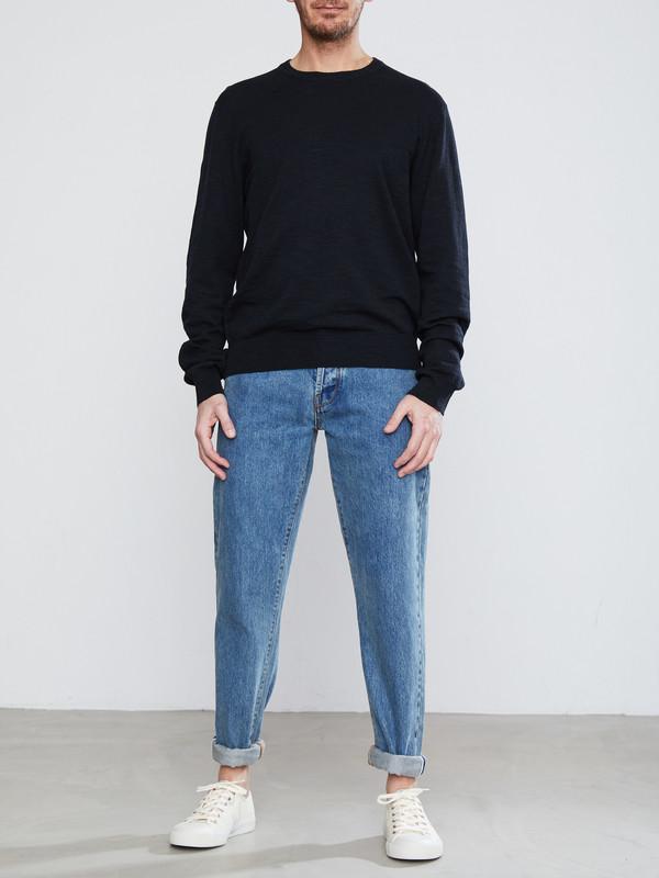a64c3f4369d Han Kjobenhavn Tapered Jeans in Heavy Stone