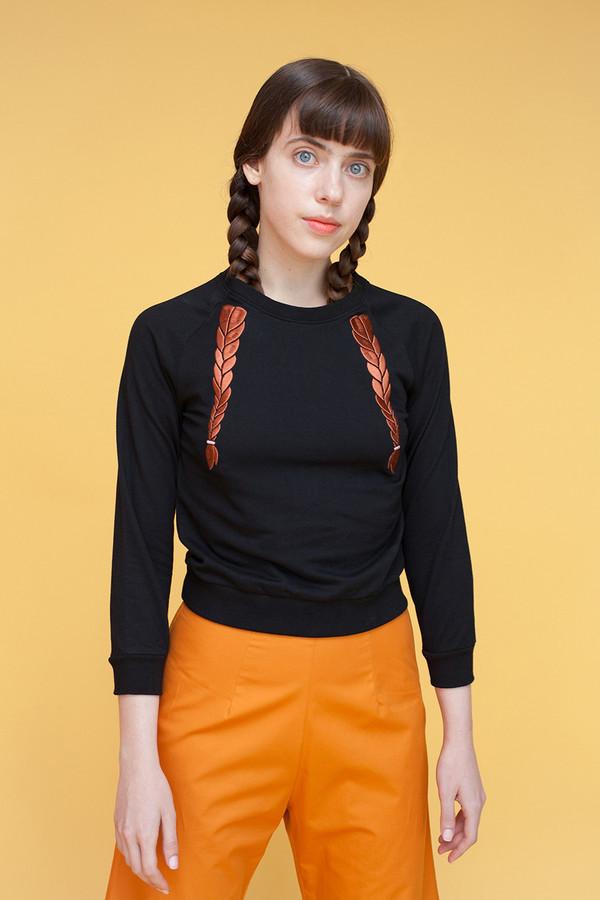 981cdc19031a65 Samantha Pleet Braid Shirt   Garmentory