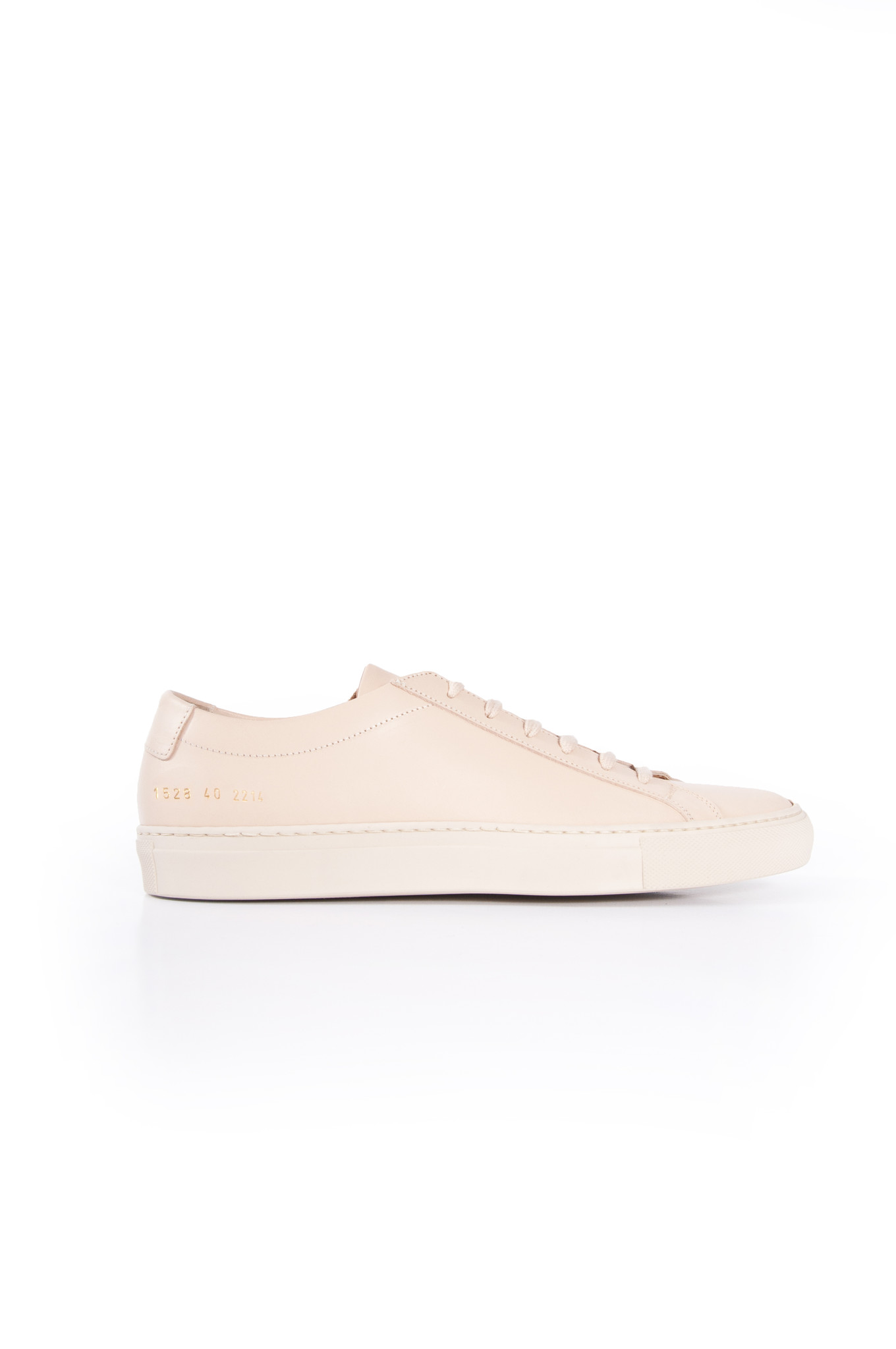 common projects original achilles low natural from four horsemen garmentory. Black Bedroom Furniture Sets. Home Design Ideas