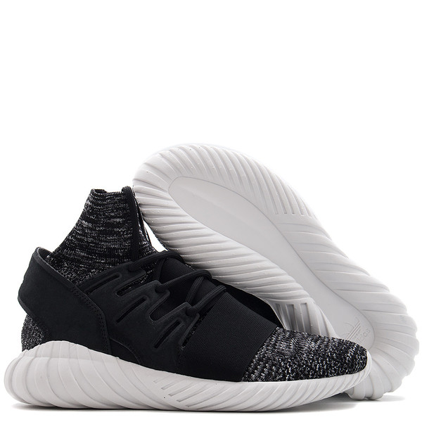 adidas Men's Tubular Runner Weave Running Shoes.uk
