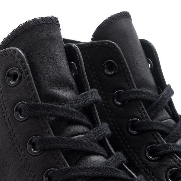 8133bce1b76 Converse Chuck Taylor All Star 70 Mono Leather Hi - Black. sold out.  Converse