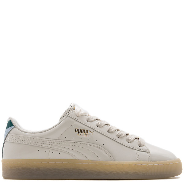 PUMA X CAREAUX BASKET - WHISPER WHITE  26be6fd63d0