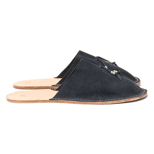 45fd67289 Maple Home Slippers (Suede) - Navy. sold out
