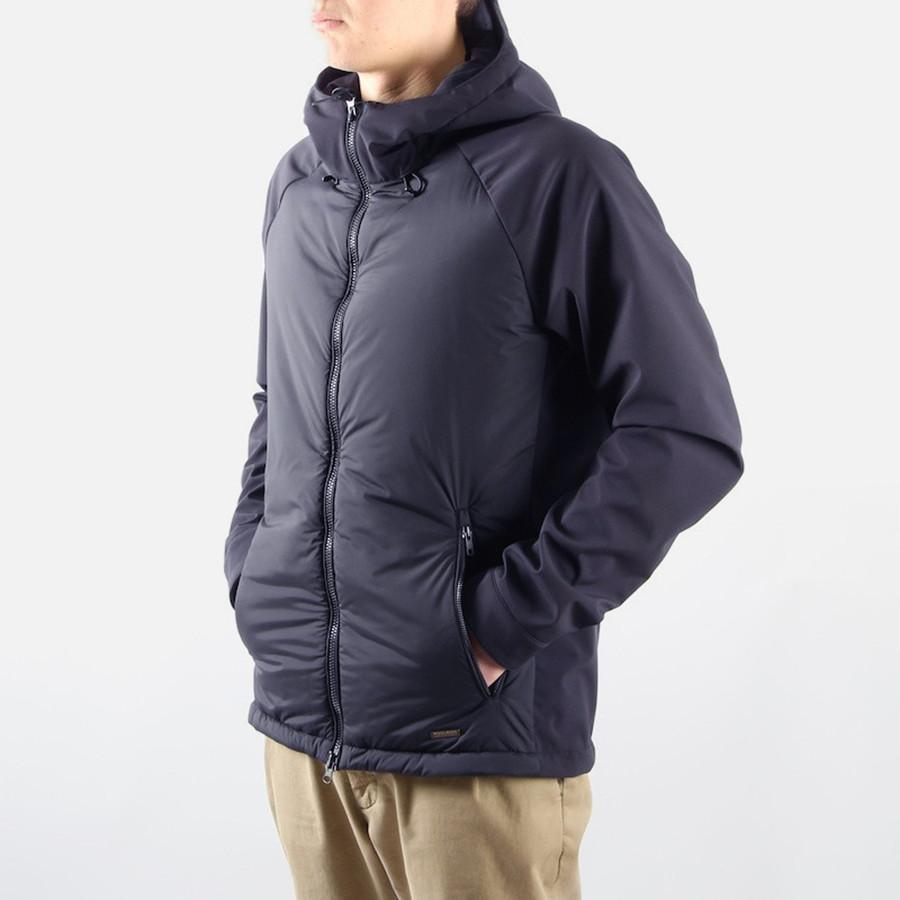 woolrich john rich bros comfort mountain jacket navy garmentory. Black Bedroom Furniture Sets. Home Design Ideas