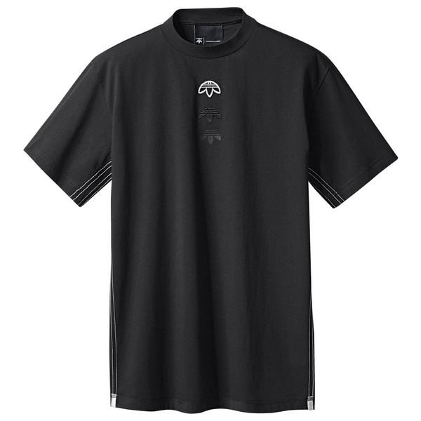 Adidas Originals By Alexander Wang Logo T Shirt Black