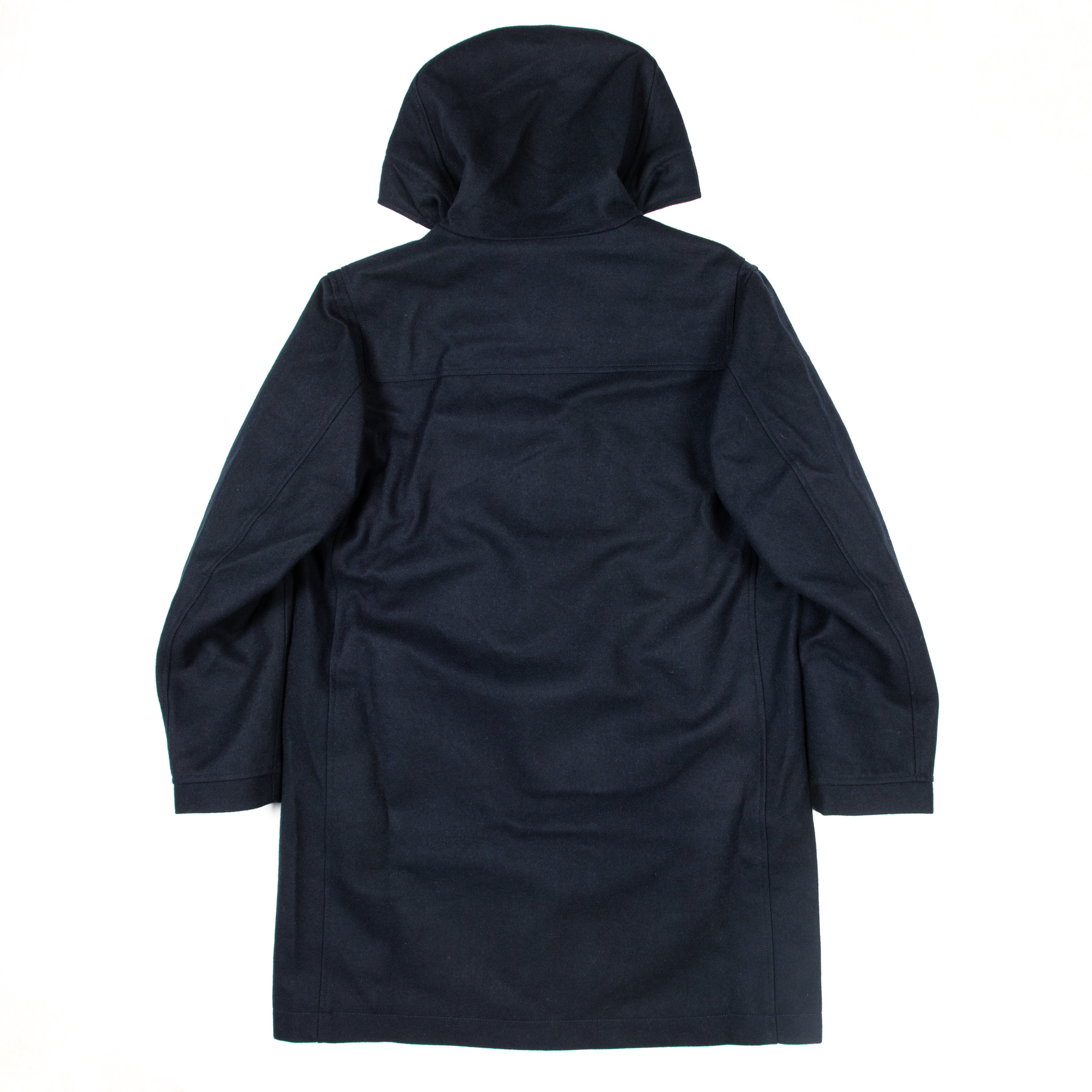 nanamica windstopper duffle coat navy garmentory. Black Bedroom Furniture Sets. Home Design Ideas