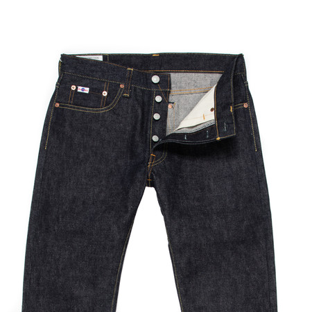 Studio D'Artisan SD-107 Raw Jeans - Raw Indigo
