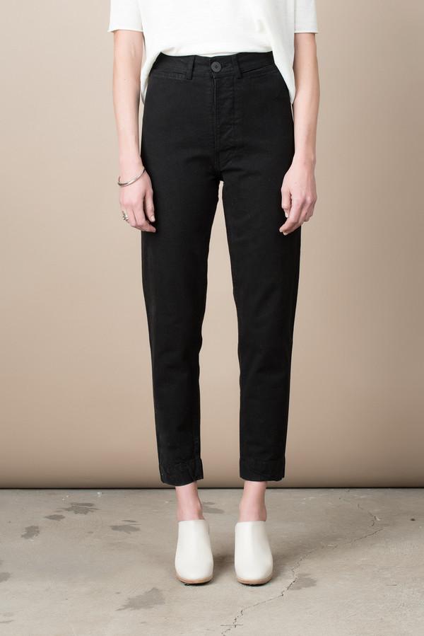 Jesse Kamm Ranger Pants In Black Garmentory