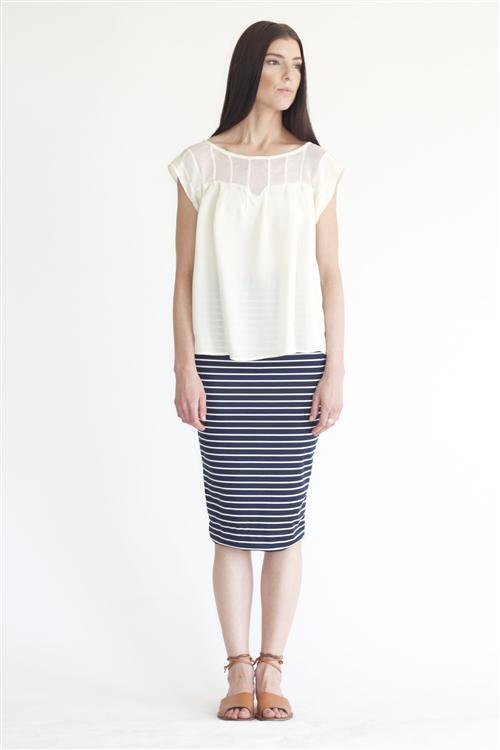 Heidi Merrick Kashima Skirt