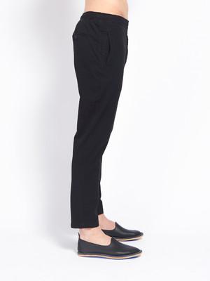 Uniforms For The Dedicated Illusions Trouser Black Seersucker