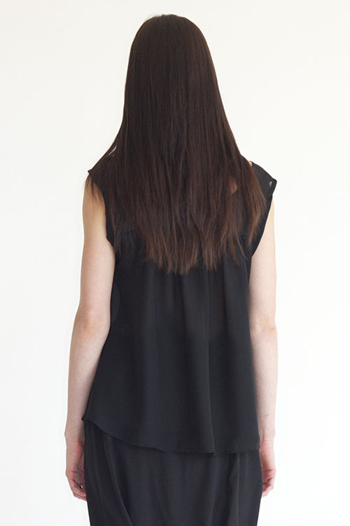 Heidi Merrick Sello Top (Black)