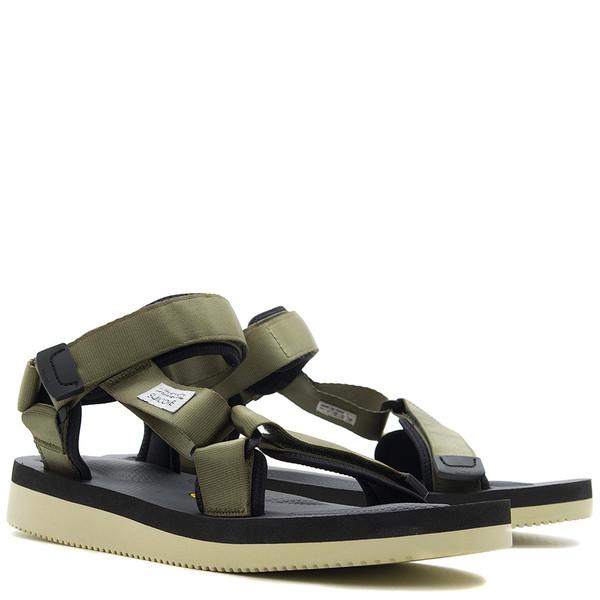 Suicoke Sandals DEPA-V2 for Unisex Olive