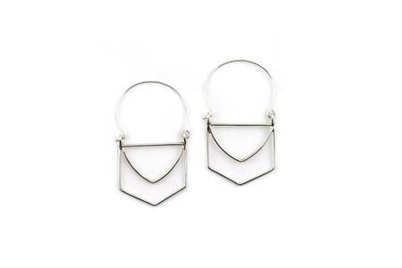 Isobell Designs Zara Earrings Deco