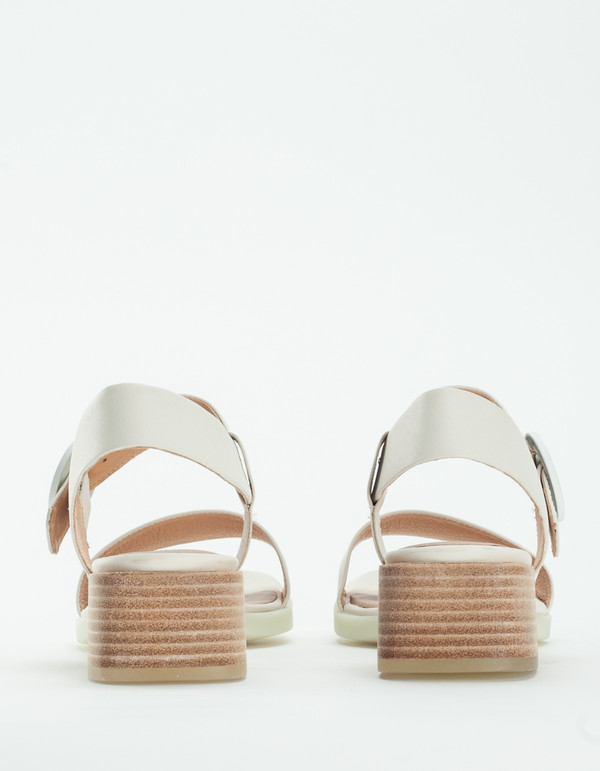 Camper Kobo Sandal White Garmentory