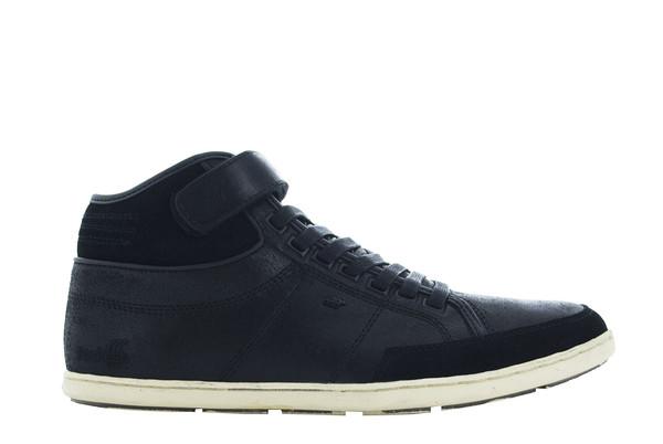 BOXFRESH SWICH BLOK Black Leather