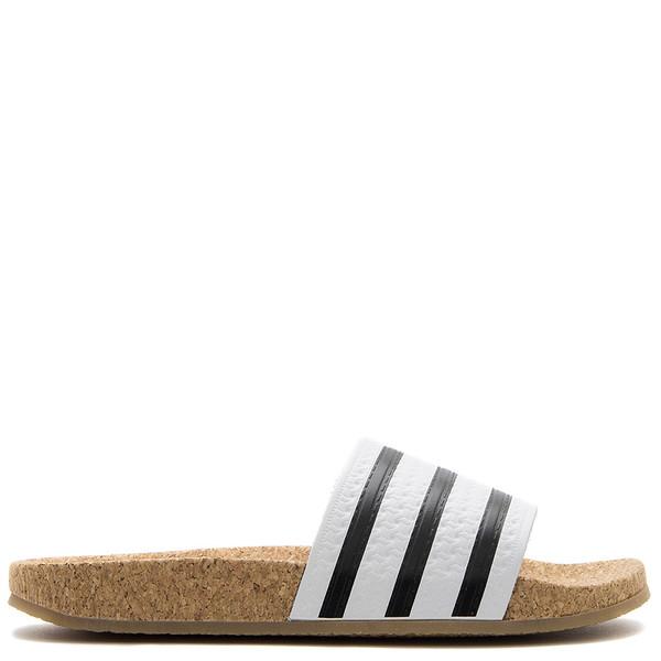 a1e7761cb79fb Adidas Adilette Cork Mens Adidas Adissage Slides