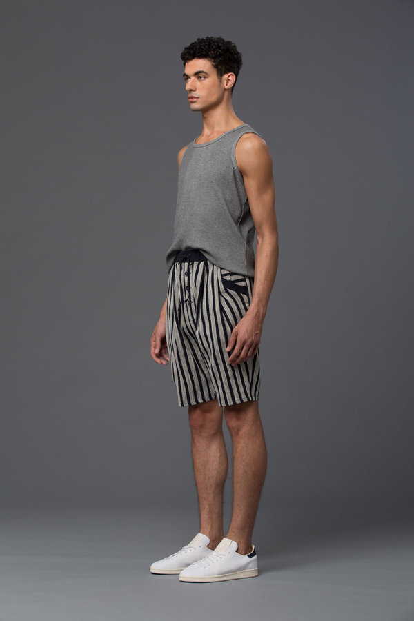 KRAMMER & STOUDT Knit Tank Top - Grey