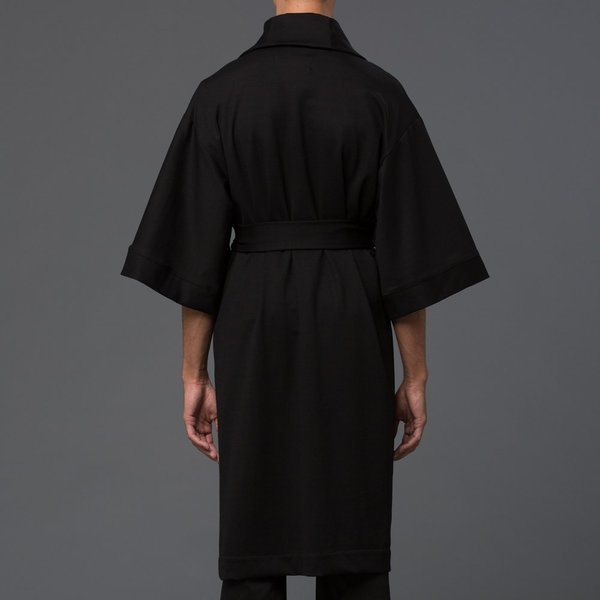 VESTMENT - Vik Robe - Black