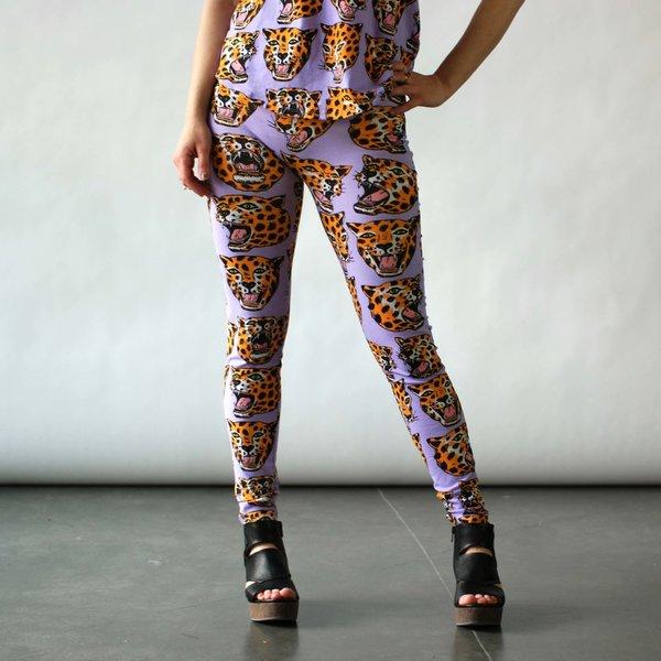 NOOWORKS Cheetah Leggings