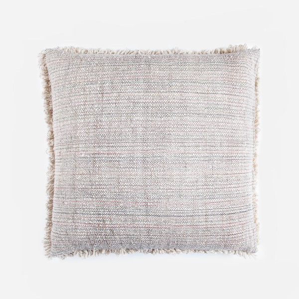 Curly Oversized Pillow - Oatmeal