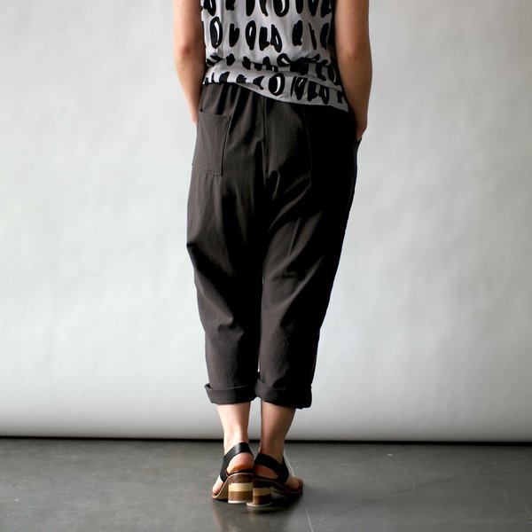 Rebe Barney Pants in Grey