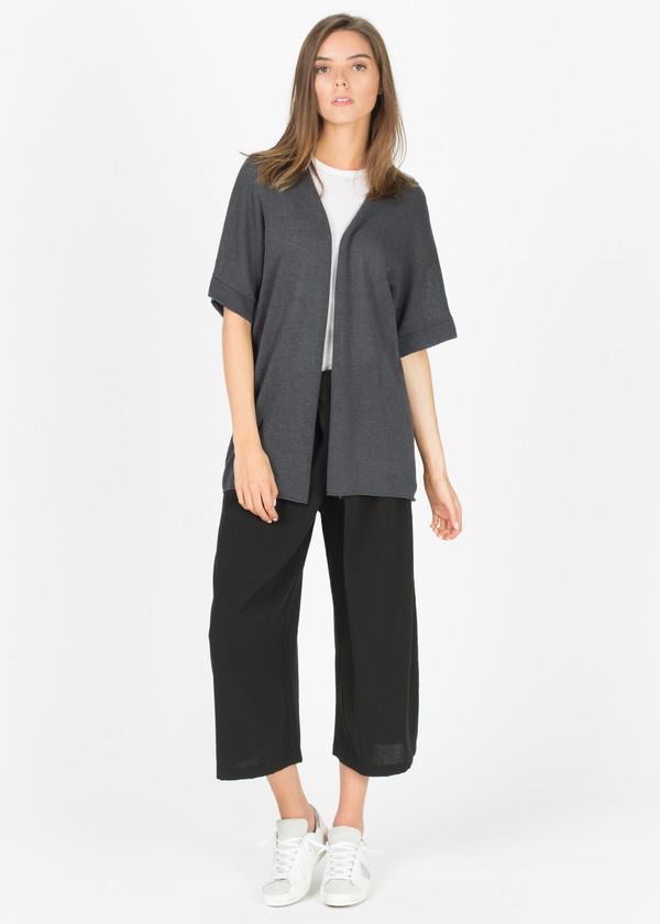 Evam Eva Dry Knit Silk Robe