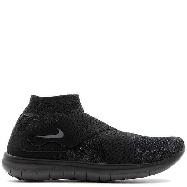 Nike Free Run Motion Flyknit 2017 Black Garmentory